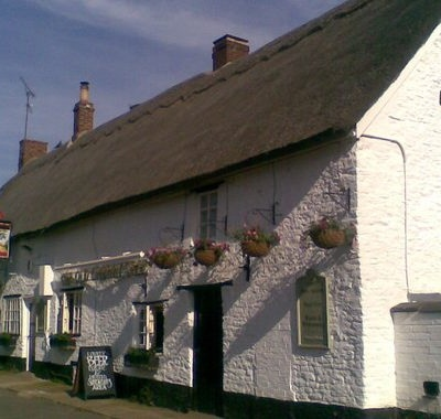 Great Houghton Pub - The Old Cherry Tree
