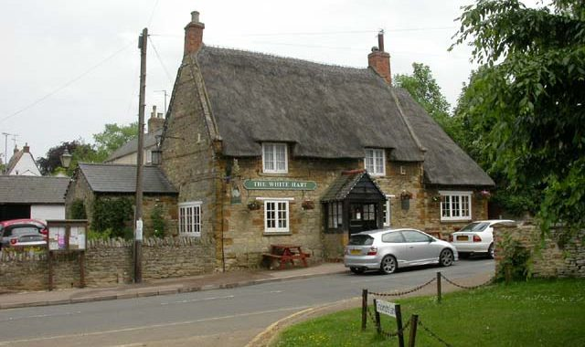 Great Houghton Pub - The White Hart