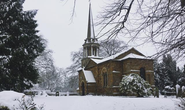 Great Houghton Snowy Parish Church